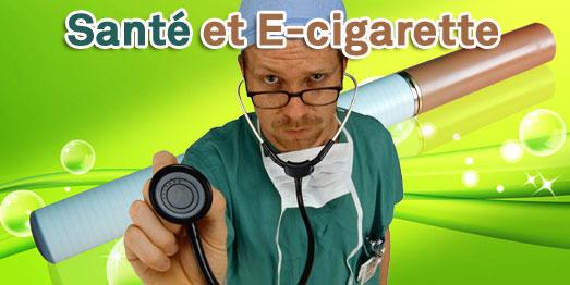 Santé et e-cigarette