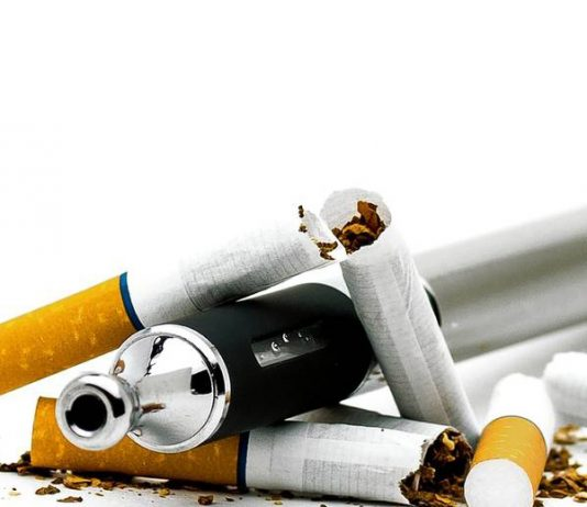 cigarette électronique comparé à la cigarette traditionnelle