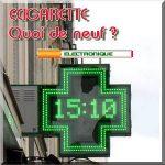 la cigarette electronique comme un médicament