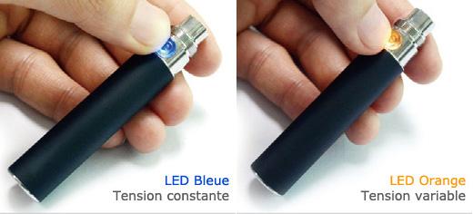 cigarette electronique, mode fonctionnement