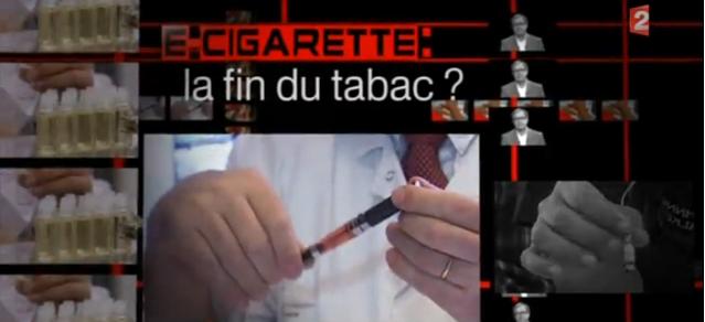 cigarette electronique complément enquête