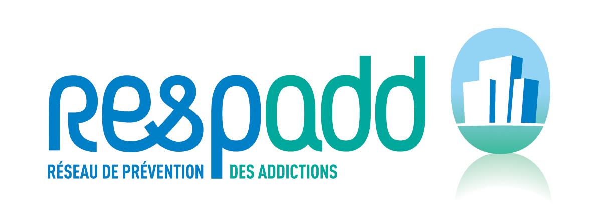 Logo du Réseau de Prévention des Addictions.