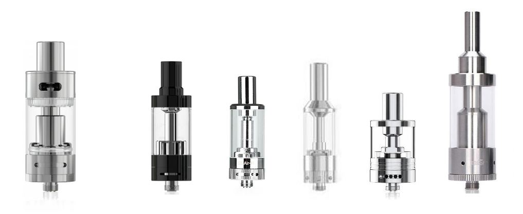 Les clearomiseurs Eleaf