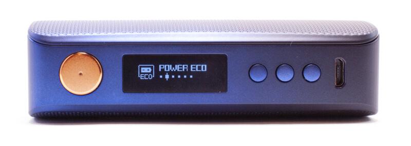 Kit Vaporesso GEN : Box Ecran Mode ECO