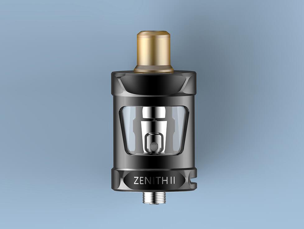Design du Zenith 2 avec ses découpes spéciales