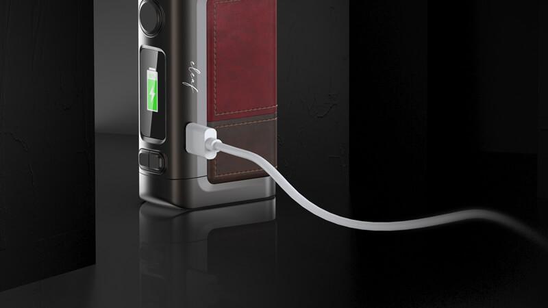 iStick Power 2 - Port USB Type C