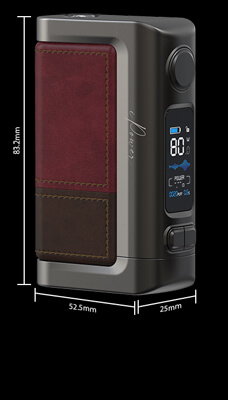 iStick Power 2 - Specifications