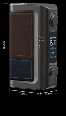 iStick Power 2C - Specifications